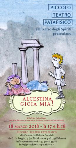 Alcestina locandina web