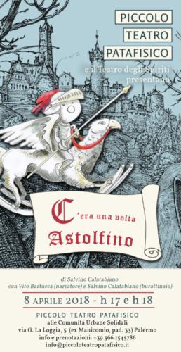 C'era una volta Astolfino locandina web