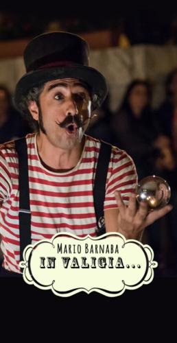 In valigia Mario Barnaba