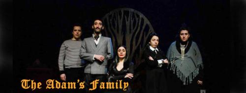 The Adam Family slide